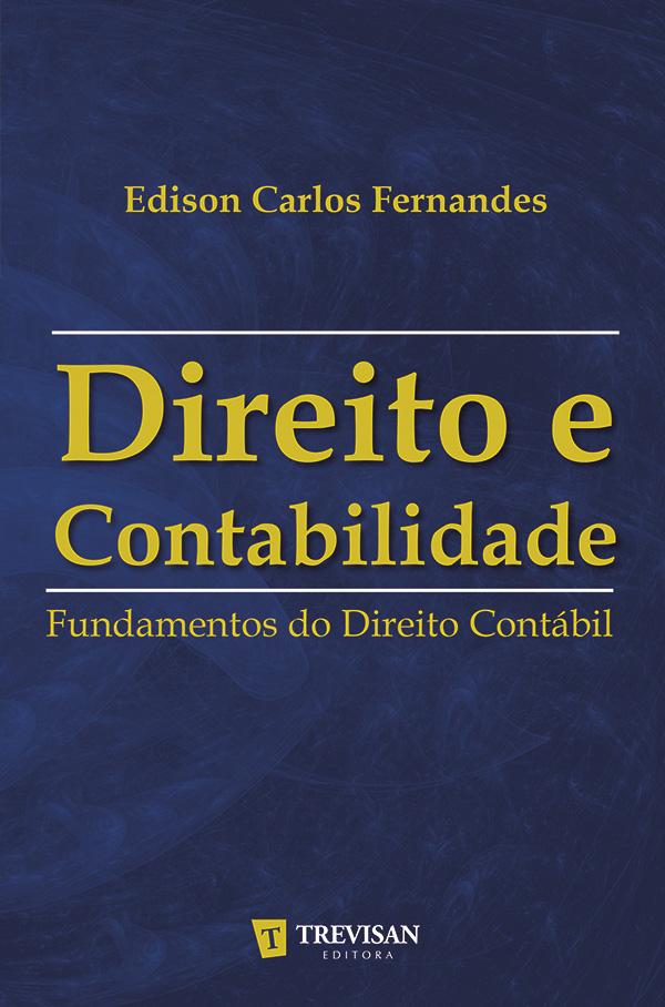 Direito e Contabilidade Fundamentos do Direito Contábil