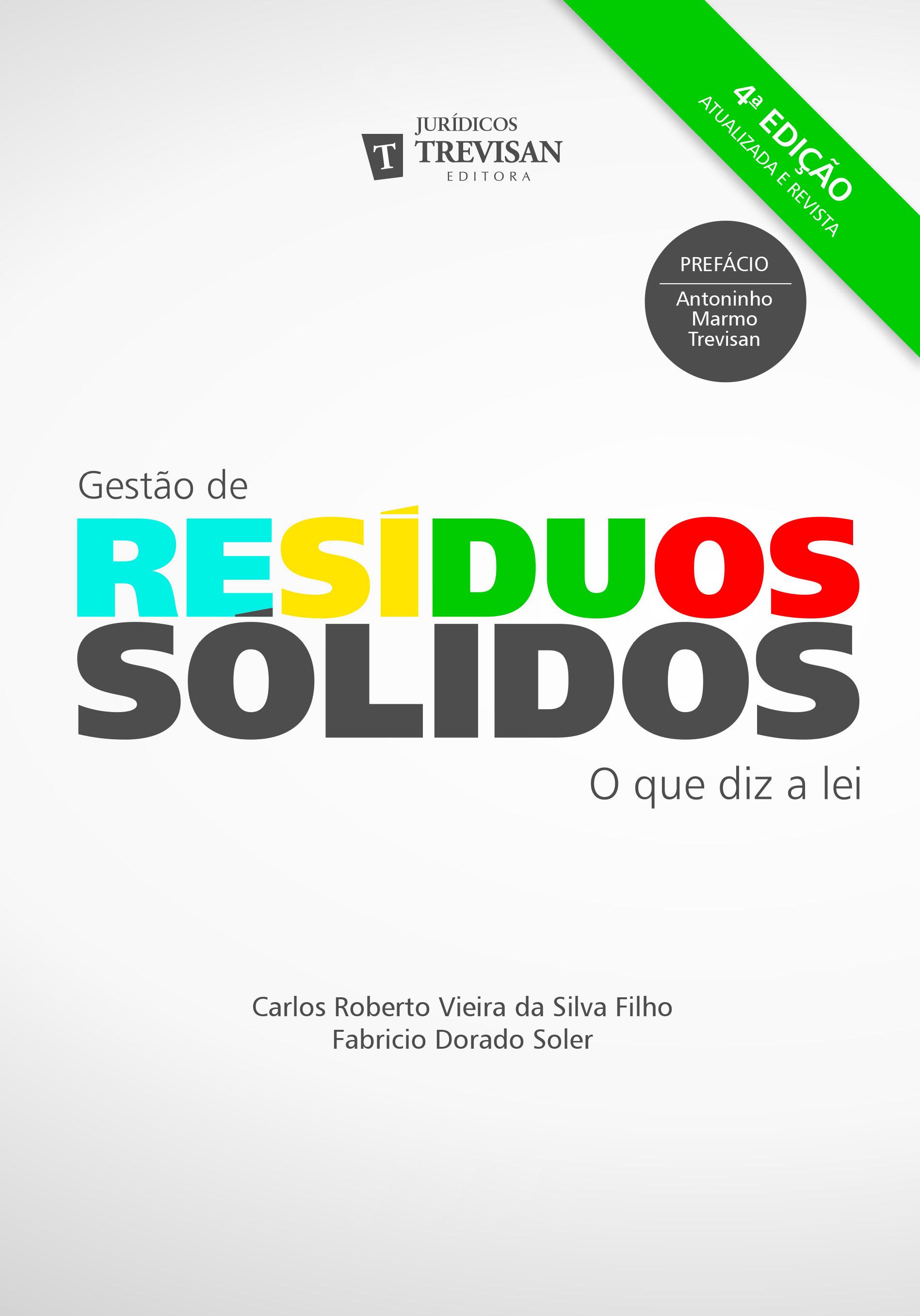 Gestão de Resíduos Sólidos - 4ª edição
